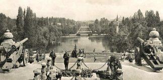 Mormantul Ostașului Necunoscut, Parcul Carol din București Daniela Șontică leviathan.ro