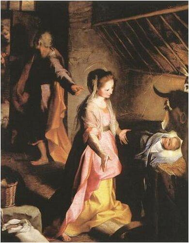 federico barocci nativita 1597