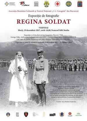 regina soldat expozitie