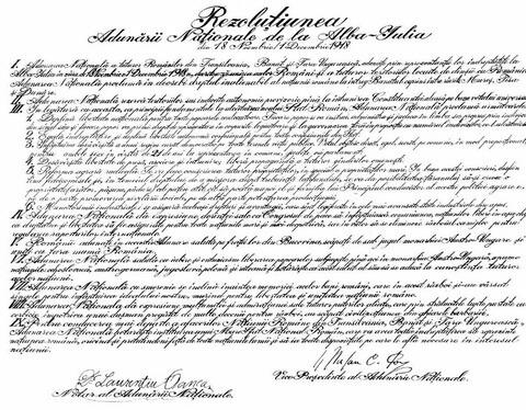 rezolutia-adunarii-national-de-la-alba-iulia-1-dec-1918