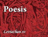 logo rubrica poesis leviathan.ro