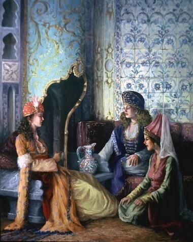 Sclave în Imperiul Otoman