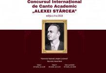 Concursul de Canto Alexei Starcea
