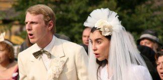 """Imagine din filmul """"Nunta mută"""""""