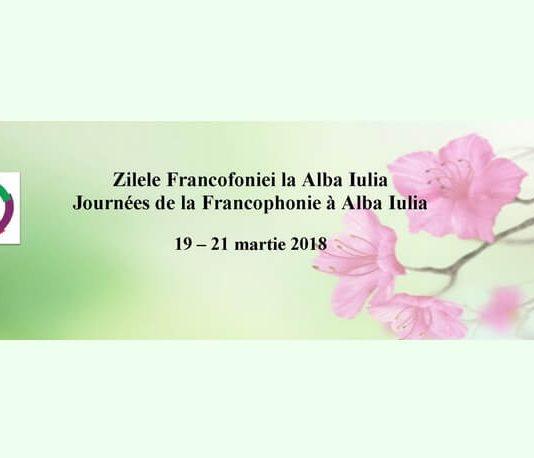 ars longa zilele francofoniei alba iulia