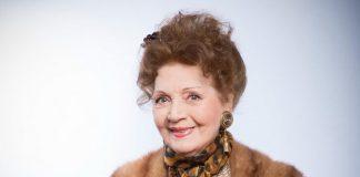 Carmen Stănescu. Foto: TVR