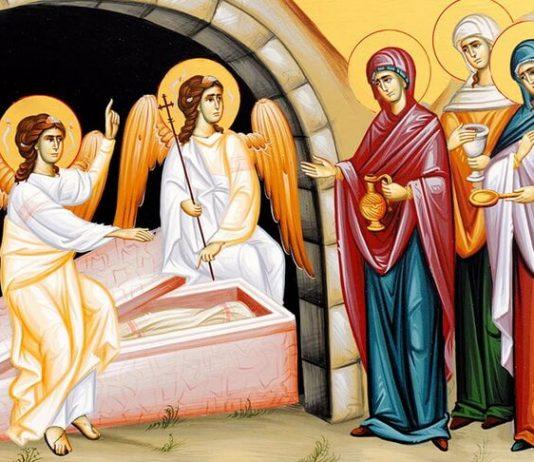 Florentina Loredana Dalian mironosite Sursa foto Crestin Ortodox.ro