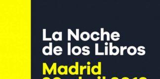La Noche de los Libros Madrid