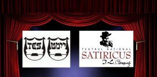 turneu teatru peste prut bucuresti tes chisinau teatrul satiricus