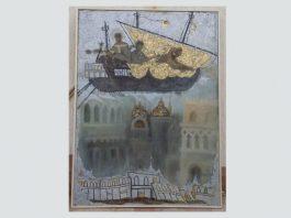 """Maria Mănucă, """"Rescuing Project for Venice"""""""
