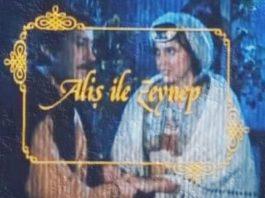 Urfet Șachir legende Aliș și Zeynep, scenă din film