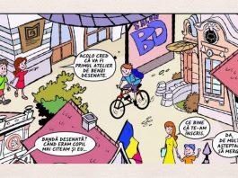 ateliere de banda desenată