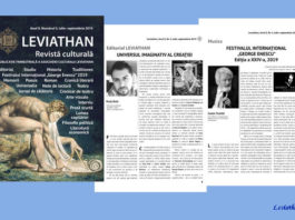 Leviathan revista culturala nr 3_2019 radio romania international