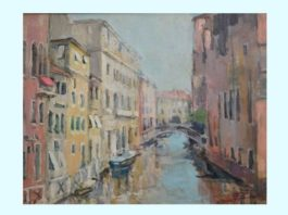 """George Păunescu,""""Canale di Venezia"""""""