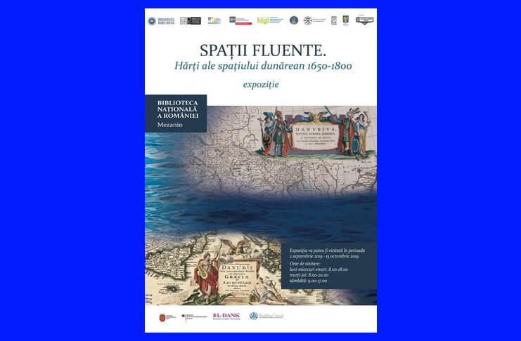 știri Expoziția Spaţii Fluente Hărţi Ale Spaţiului Dunărean