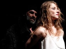 """""""Prințesa de cartier"""", fotografie din spectacol de Robert Costea. Sursa: Teatrul de Nord"""