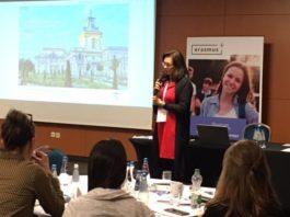 """Imagine de la seminarul """"Key competences for adults in cultural institutions"""", Varșovia, octombrie 2019. Fotografie de Mirela Nicolae"""