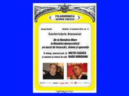 conferintele ateneului