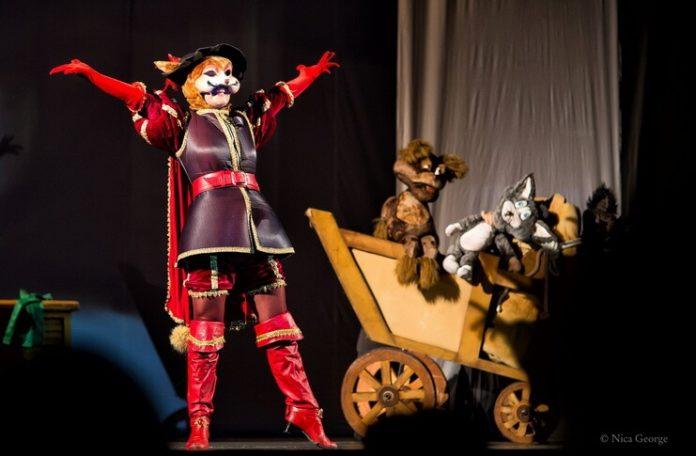 """Foto: © Nica George. Sursa: Teatrul """"Gulliver"""" din Galați"""